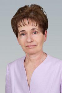 Losoncziné Ujfalusi Mária üzemgazdász-informatika szakos tanár